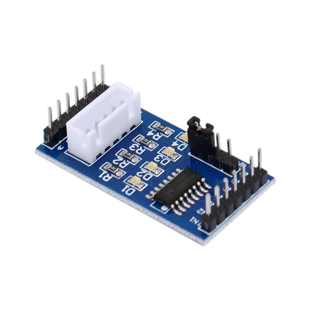 Stepper Motor Dual DC Motor Driver Controller Board